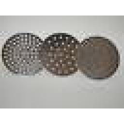 New Metaltex Plastic Masher Food Veg Potato Ricer 3 Discs 251716