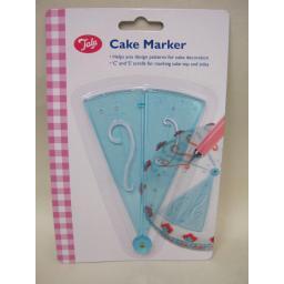 New Tala Plastic Cake Marker 1739