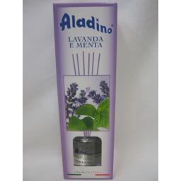 New Prices Aladino Candles Reed Diffuser Fragrance Lavender 022410