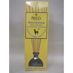 New Prices Candles Reed Diffuser Fragrance Household Yellow Cat