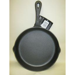 "New Victor Round Frying Fry Pan Skillet Cast Iron 11.5"" 29cm CW720"