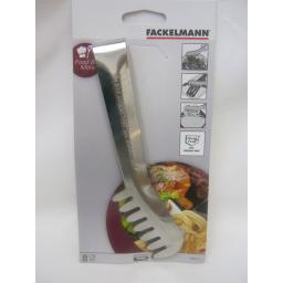 New Fackelmann Probus Stainess Steel Food Serving Spaghetti Tongs 410014