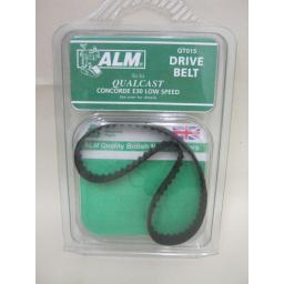 New ALM Drive Belt Qualcast Concorde E30 Low Speed QT015