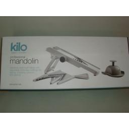 New Kilo Professional Multi Purpose Slicer Grater Mandolin HA50