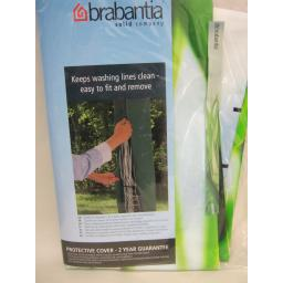 New Brabantia Waterproof Rotary Line Airer Drier Cover Grass Pattern