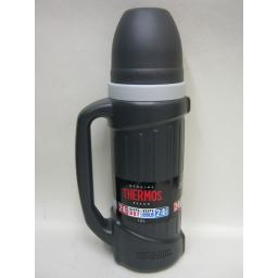 New Thermos Hercules Stainless Steel Floating Flask 1ltr 1 Litre