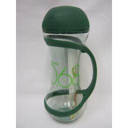 New JWP Lock And Lock Dumbbell Water Excercise Bottle Green 560ml HAP505G
