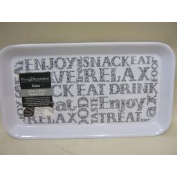 New Price And Kensington Soho Snack Sandwich Tray 30cm x 16cm