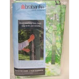 New Brabantia Waterproof Rotary Line Airer Drier Cover Forest Pattern