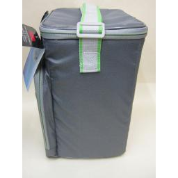New Thermos Insulated Cooler Cool Bag 12 Can 9 Litre Grey 155652