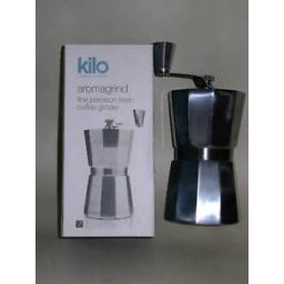 New Cks Kilo Fresh Coffee Bean Grinder Heavy Cast Aluminium C104