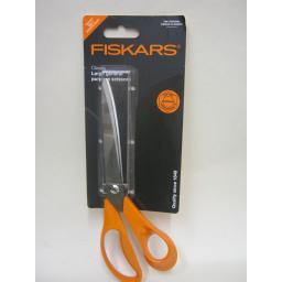 New Fiskars Classic Large General Purpose Scissors Dressmaking 24cm 859863