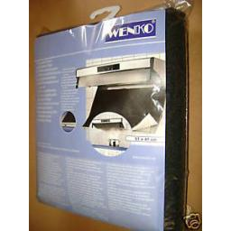 New Wenko Combination Charcoal Hood Hob Fat Grease Odour Filter