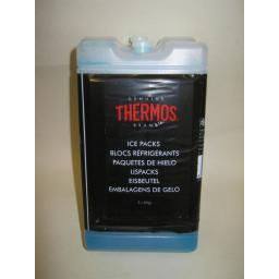 New Thermos Ice Packs Freezer Blocks 2 X 400g
