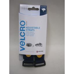 New Velcro Adjustable Straps 25mm x 92cm x 2 Straps 60327