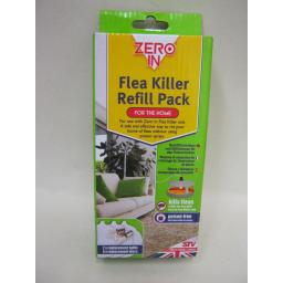 New Zero In Stv Electric Flea Killer Refill Pack Poison Free Dog Cats ZER019