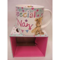 New BGC Fine China Mug Beaker Coffee Cup Tea Special Nan KL0005