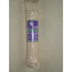 New Everlasto Superbraid Sash Pulley Cord 10 Metres No 8