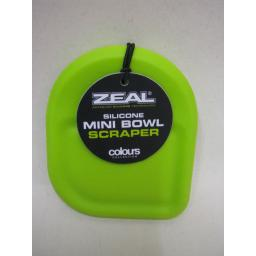 New Cks Zeal Silicone Mini Bowl Dish Baking Scraper Lime Green NB32