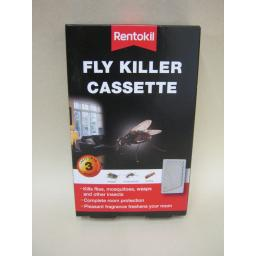 New Rentokil Fly Wasp Flies Mosquitoes Moths Wasps Killer Cassette