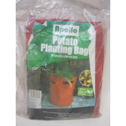New Apollo Vegetable Potato Grow Bag Planter H80CM X W35CM Damaged Packaging