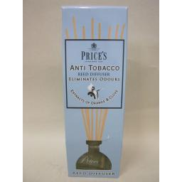 New Prices Candles Reed Diffuser Fragrance Anti Tobacco