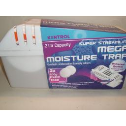 New Mega Large Streamline Kontrol Moisture Trap & Condensation Tabz 2ltr