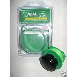 New ALM Weedeater Ultratrim XT25 XT55 Spool & Line MC210