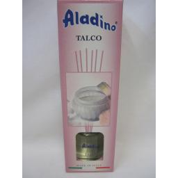 New Prices Aladino Candles Reed Diffuser Fragrance Talco 022408