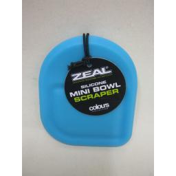 New Cks Zeal Silicone Mini Bowl Dish Baking Scraper Blue NB32