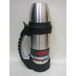 New Thermos The Rock Stainless Steel Flask 1ltr 1 Litre