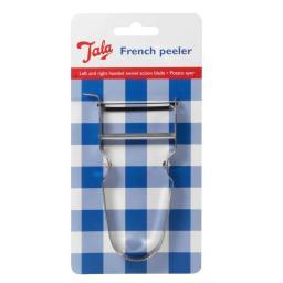 New Tala Stainless Steel Swivel French Vegetable Peeler 9240