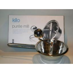 New CKS Kilo Stainless Steel Baby Mouli Food Blender Puree Mill HA49