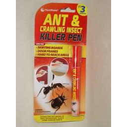 New Ant And & Crawling Insect Fleas Killer Pen 9ml