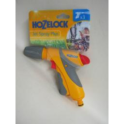 New Hozelock Water Spray Jet Sprayer Plus Gun For Garden Hose Pipes 2682