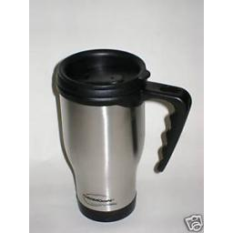New Thermos Thermocafe 2060 Travel Mug Beaker Cup 0.40L 183343