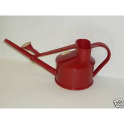 New Haws 700ml Indoor Kids Childs Handy Watering Can Red