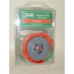 New ALM Flymo Spool & Line and Cover Mini Trim Auto FL489