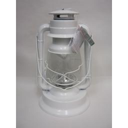 New Lumineo Battery Operated LED Lantern Camping Light Cool White 894365 Large