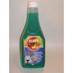 New Vitax Scent Off Gel Cat And Dog Repellent Deterrent 450g