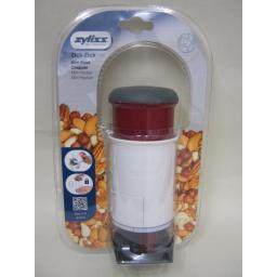 New DKB Zyliss Zick-Zick Mini Food Chopper Hachoir Dicer Cutter Slicer E910005