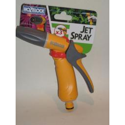 New Hozelock Water Spray Jet Sprayer Gun For Garden Hose Pipes 2674
