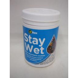 New Vitax Stay Wet Water Absorbent Crystals Retains And Releases Moisture 200g
