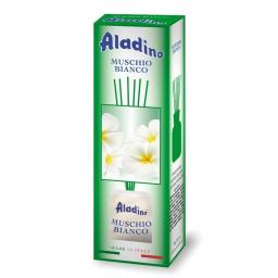 New Prices Aladino Candles Reed Diffuser Fragrance White Musk 022412