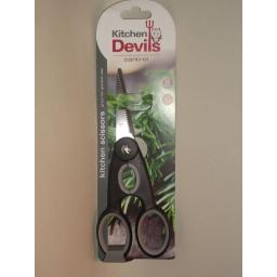 New Kitchen Devil Kitchen Scissors Control 15 Year Guarantee 603011