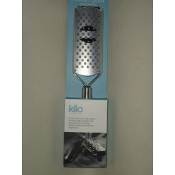 New Kilo Stainless Nutmeg Chocolate Cheese Medium Handled Grater H26