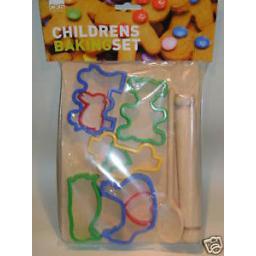 New Cks Childs Childrens Kitchen Cooking Utensil Baking Set N94