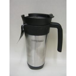 New Thermos Thermocafe Challenger Travel Mug Beaker Cup 425ml