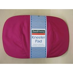 New Town And Country Kneeler Pad Raspberry THG1110