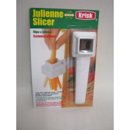 New Krisk Julienne Kitchen Slicer Cutter For Vegetables